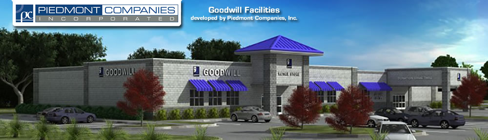 Myrtle Beach, SC Carolina Forest Goodwill Rendering